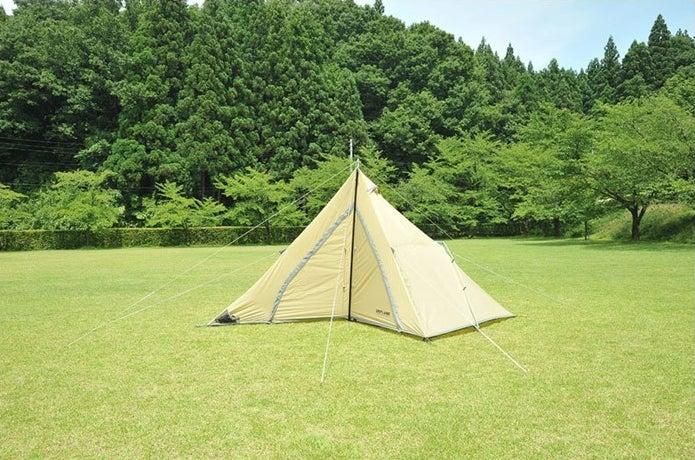 ユニフレームのテント