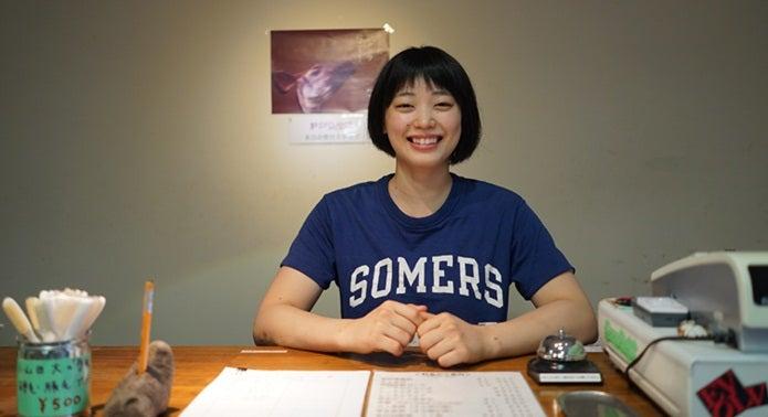 ボルダリング女子日本代表大場選手