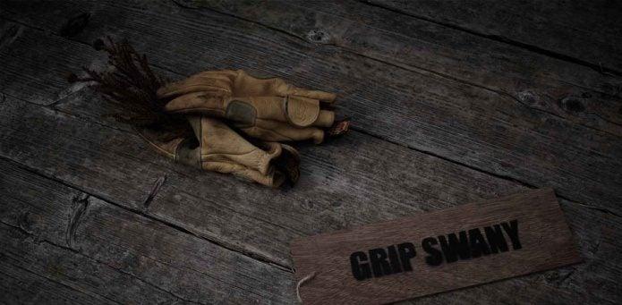 グリップスワニーのグローブ