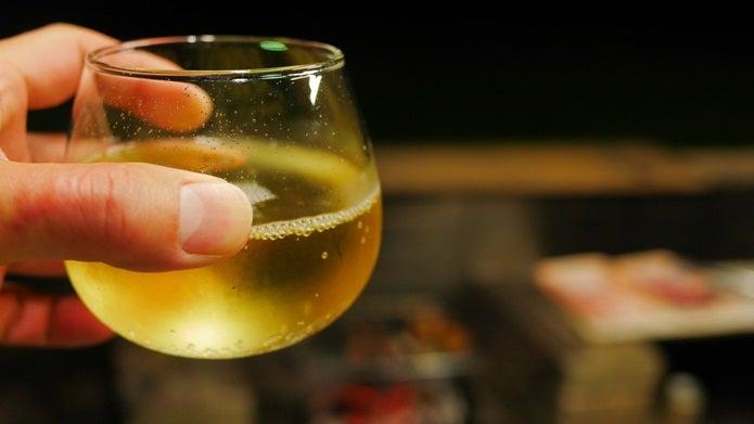 ホットワインレシピ白7