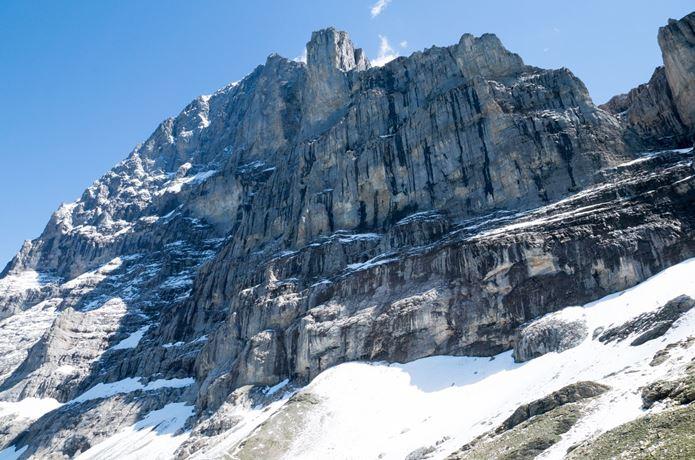 セブンイヤーズインチベットの基となる人物が登ったアイガー