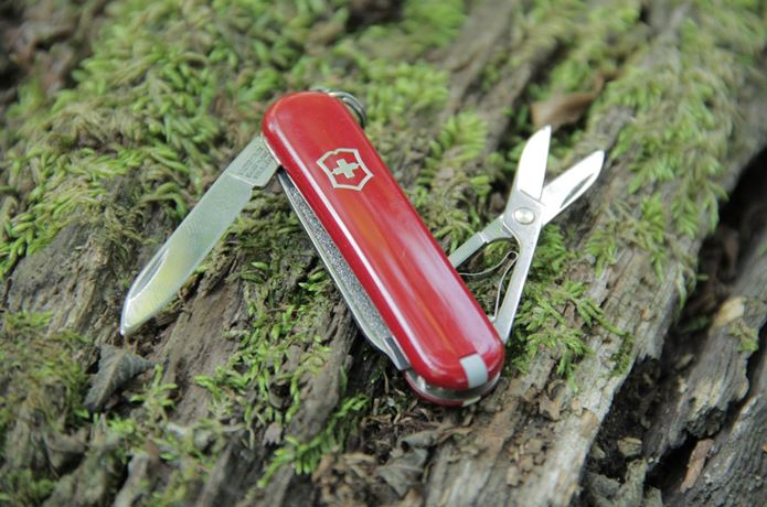 万能ナイフで有名なビクトリノックス