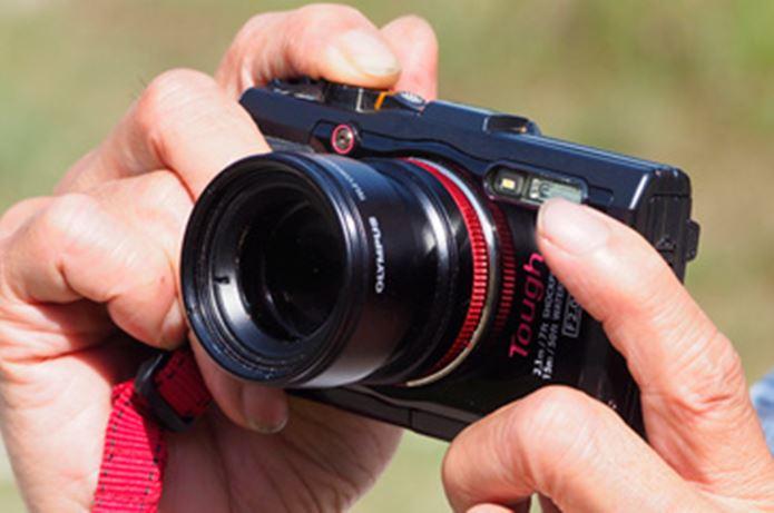 有名な防水カメラ