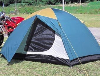 バンドックのテント