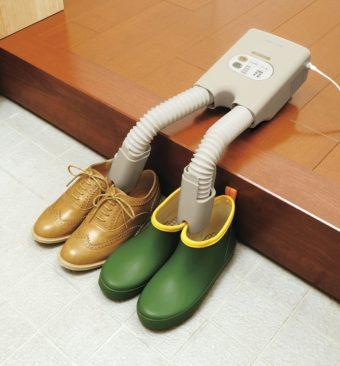 アイリスオーヤマの靴乾燥機