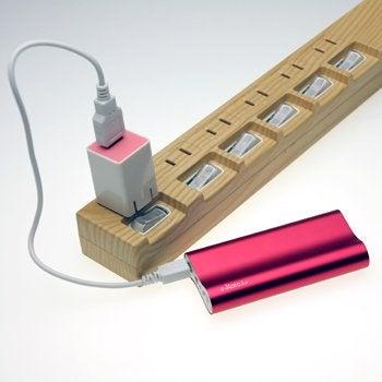 充電式カイロ充電