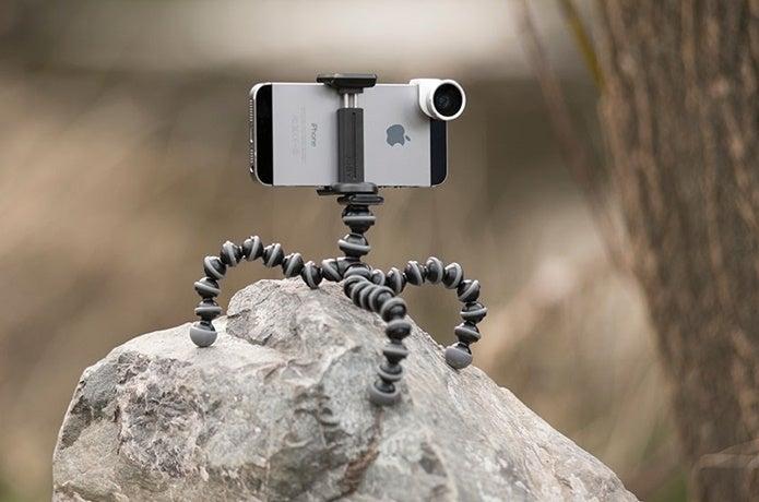 iphoneの三脚