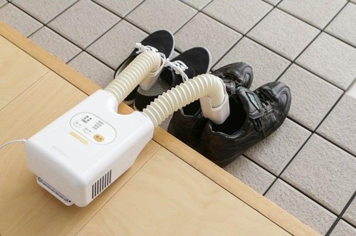 靴乾燥機が便利!