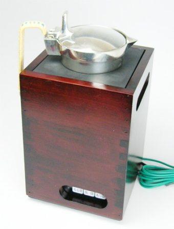 熱燗にできる機械