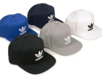 アディダスの帽子5色