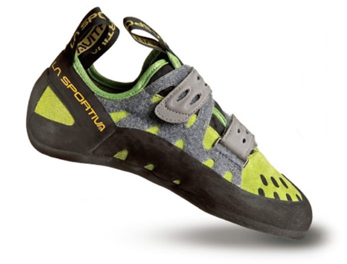 ボルダリングの靴