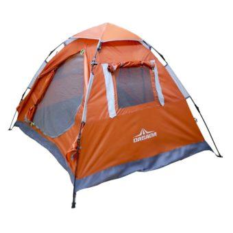 ダバダのテント