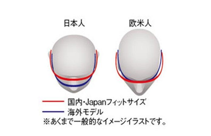 日本人向けのフィット