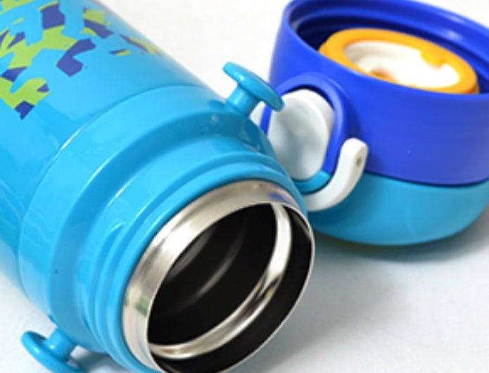 水色のナイキ水筒