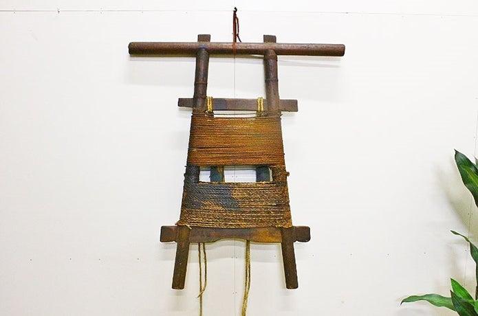 木製の背負子