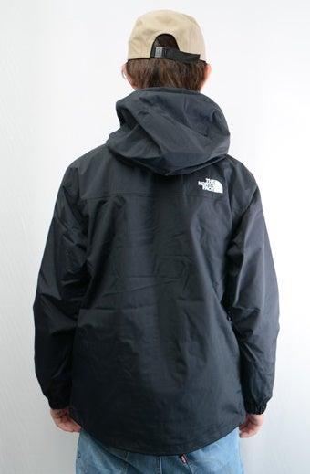 ノースフェイスのスクープジャケット