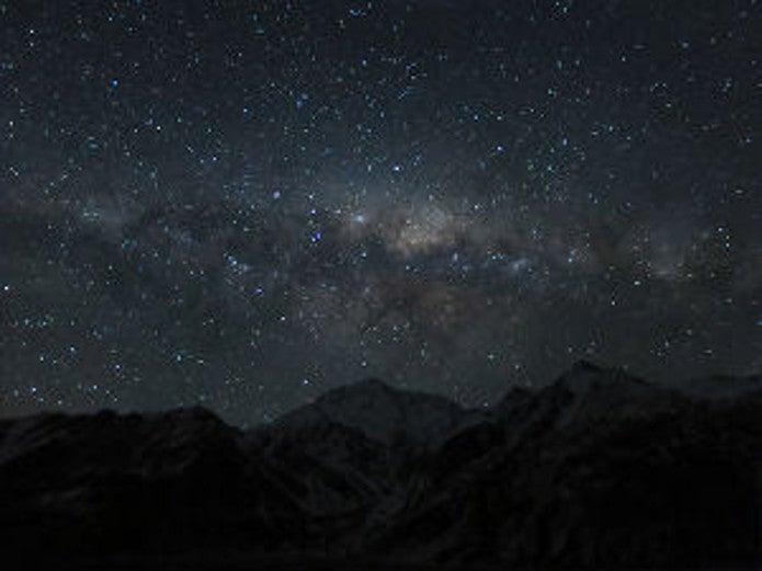 コンパクトデジカメのおすすめ製品で撮った星の写真