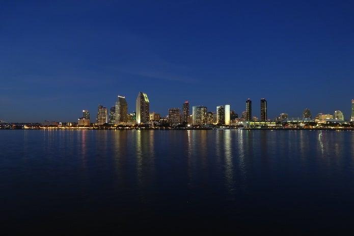 コンパクトデジカメのおすすめ製品で撮った夜景写真