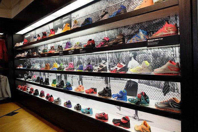 コンパクトデジカメのおすすめ製品で撮った靴の写真