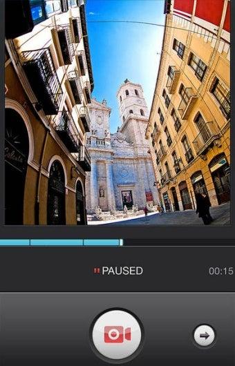 魚眼レンズのように撮影できるiphoneアプリ