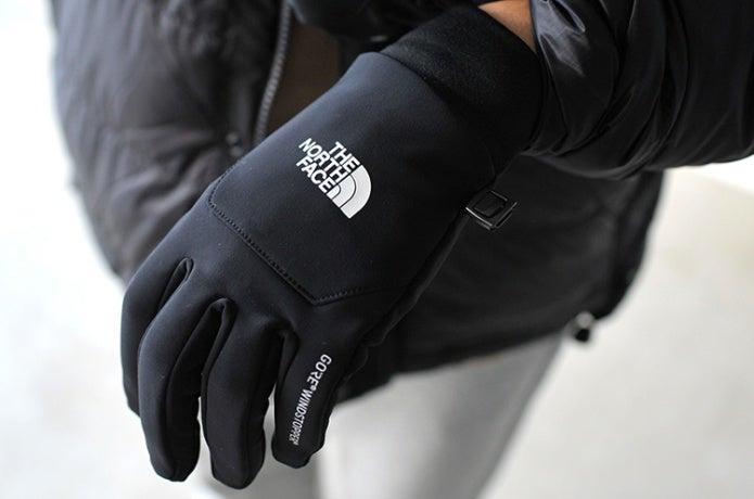 スマホ対応の手袋