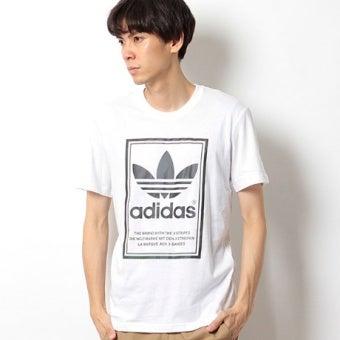 アディダスのTシャツコーデ集3