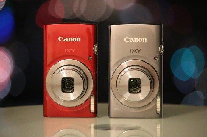 canonデジタルカメラIXYたち