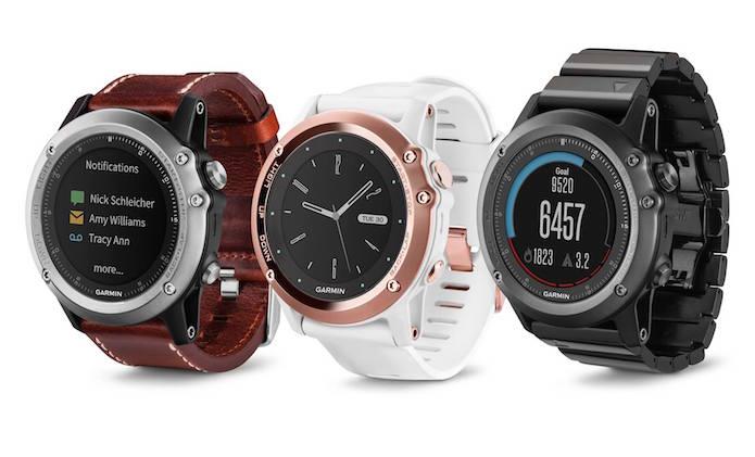 GPS腕時計