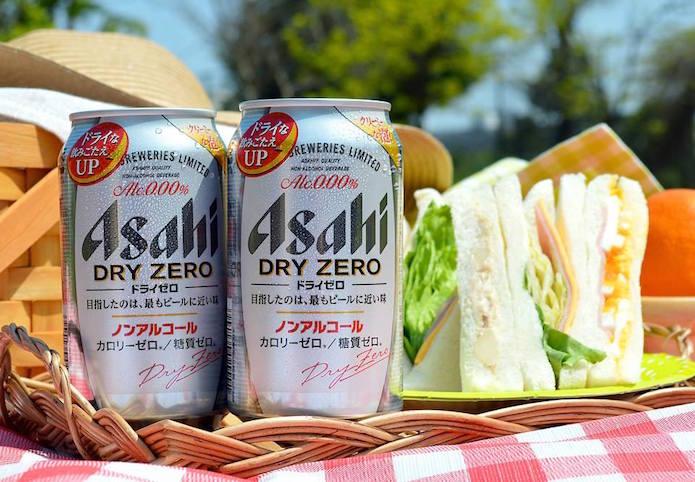 ノンアルコールビールで楽しい食事を!