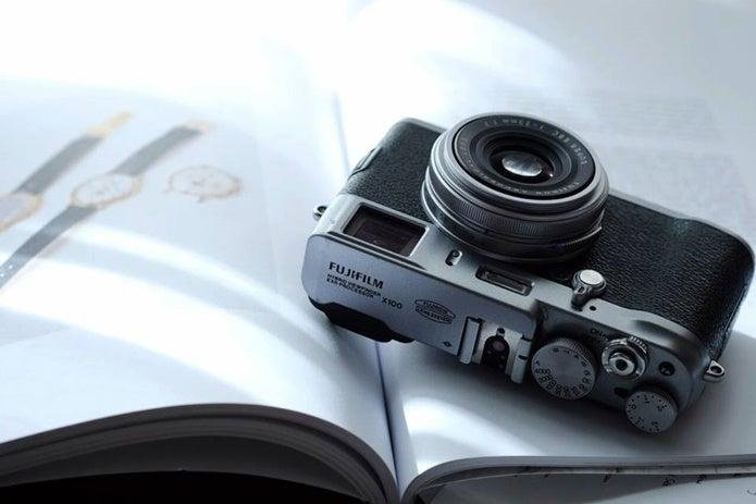 FUJIFILMのカメラと本