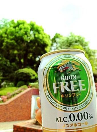 アルコールが肝炎に0.0%のキリンフリー