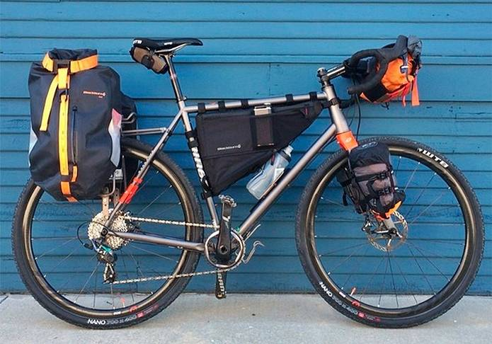 自転車用バッグ3