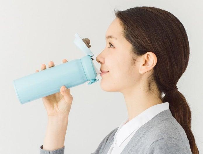 サーモスの500ml水筒で水分補給しよう!