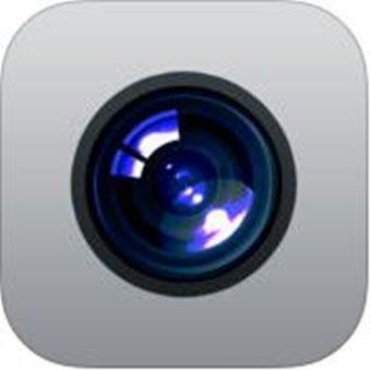 望遠レンズのアプリ