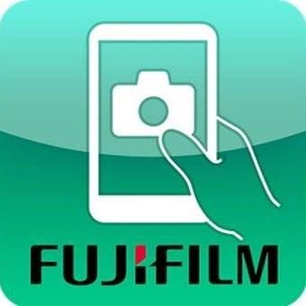 FUJIFILMのカメラのアプリ