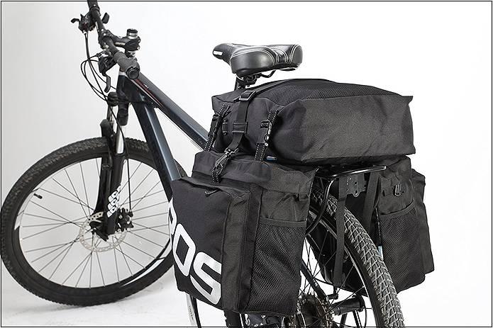 自転車用バッグ5