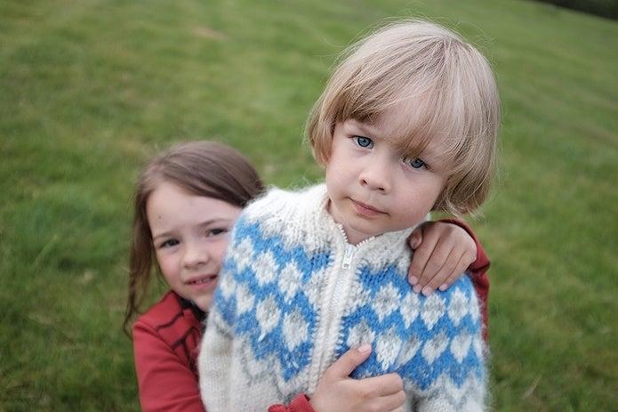 FUJIFILMのカメラで撮影した子供達