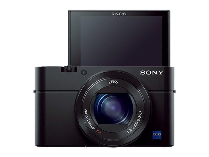 ソニーのデジカメ新商品