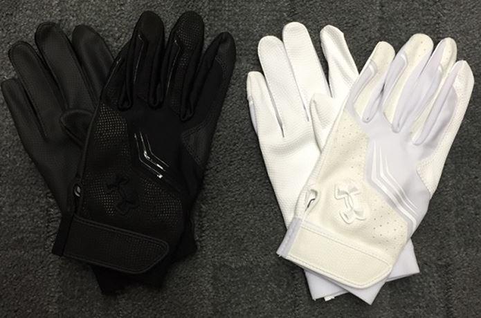 アンダーアーマーの手袋2種類