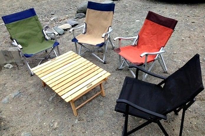 アディロンダックの椅子