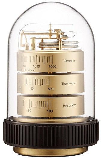 バリゴの温湿気圧計