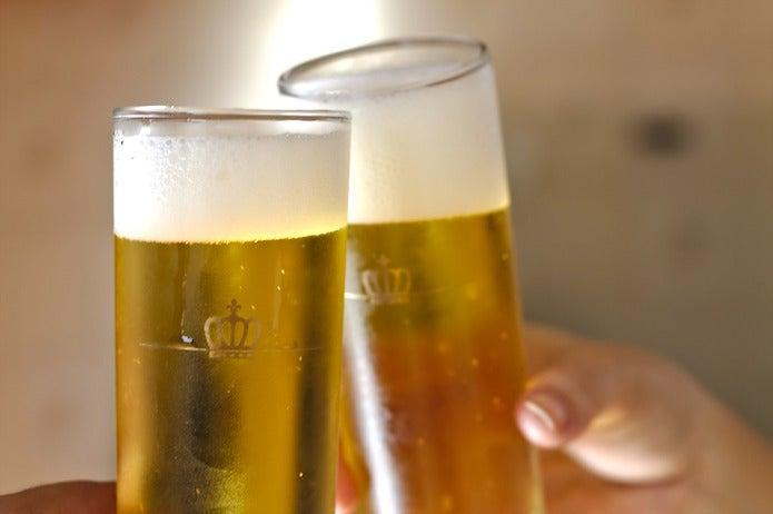 ノンアルコールビールは飲んだら酔う?