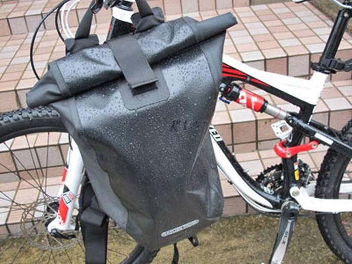 自転車用バッグ1