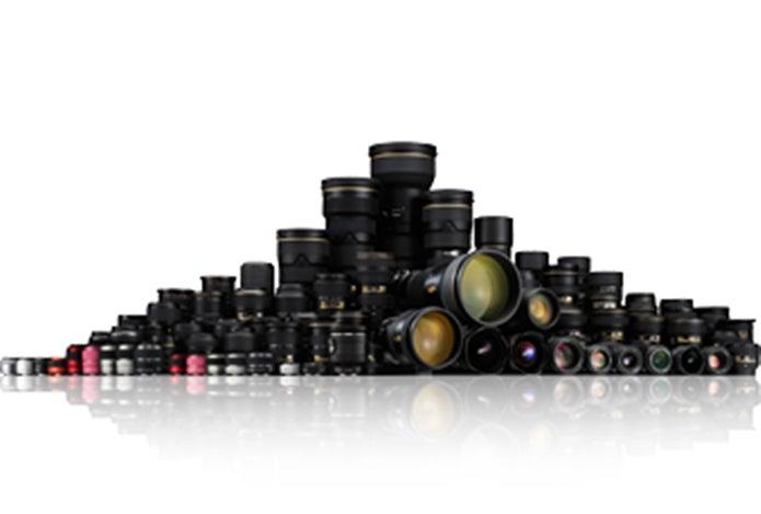 一眼レフ入門カメラは、レンズ種類豊富なものを選ぼう!