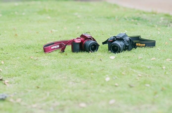 一眼レフ入門カメラは、大きすぎないものを選ぼう