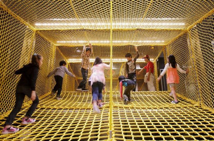 横浜のカップヌードルミュージアム