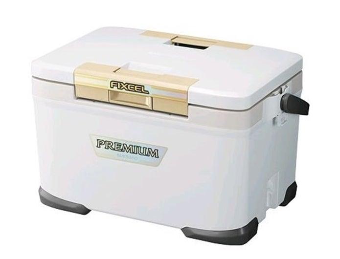 ダイワのクーラーボックスと比較されるシマノ製品