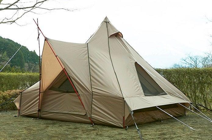 テンマクデザインのサーカステント