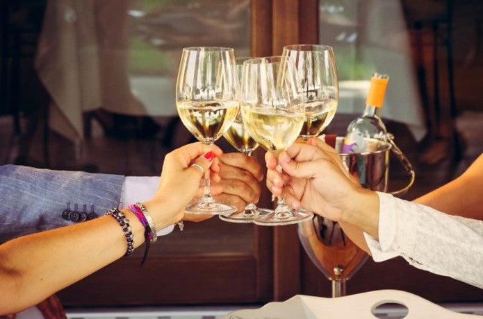 ノンアルコールワインで楽しく乾杯!
