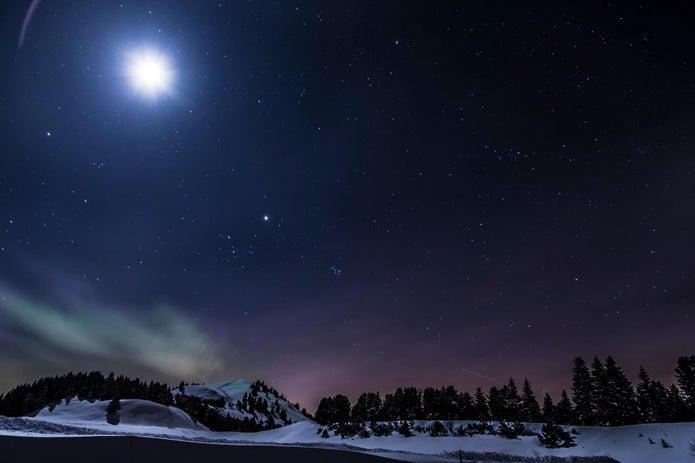 星景写真で思い出をのこす!